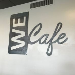 WE Cafe, or West End Cafe, is doing much more than feeding souls in this Birmingham community. (Keisa Sharpe)