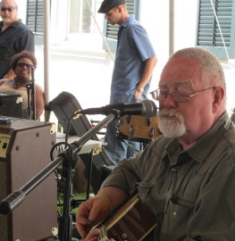 Saturday will feature down-home blues music. (contributed)