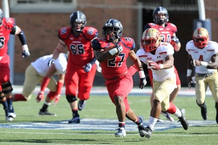 Samford running back DeMarcus Ware may have to carry the load with a new starting quarterback and young receivers. (Marvin Gentry)
