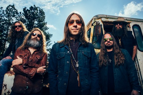 Blackberry Smoke will perform Saturday among other musical acts at the inaugural Druid City Music Festival. (contributed)
