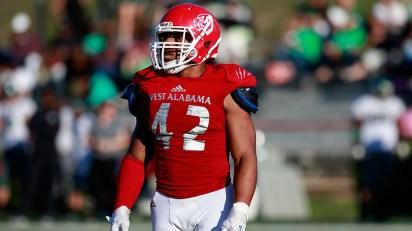 Jordan Jones is a key player on the West Alabama defense this season. (West Alabama Athletics)