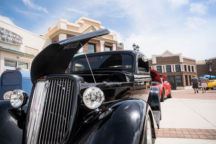 The classic, hot rods and custom-built car show is from 8 a.m. to 4 p.m. (contributed)