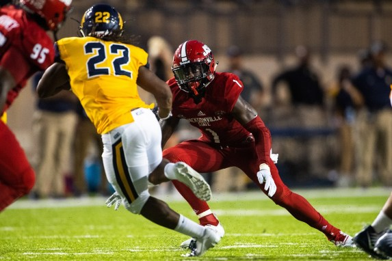 Safety Marlon Bridges is among the returning standouts on this year's Jacksonville State squad. (Jacksonville State University Athletics)