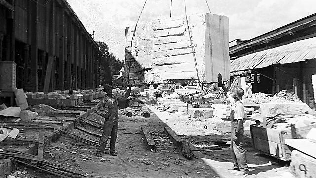 Alabama Legacy Moment: Sylacauga marble