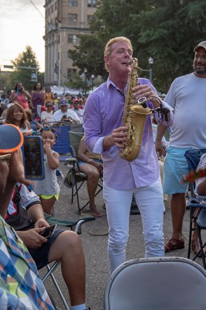 The annual Taste of 4th Avenue Jazz Festival is Aug. 24 in the Fourth Avenue Historic District. (contributed)