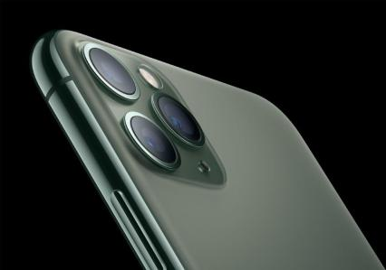 The Apple iPhone 11 Pro comes with advanced cameras and video capabilities along with other features. (Apple)