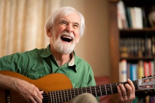 """Bobby Horton has his own music history as a member of Three on a String, but he is also a lover of history and has provided music for a number of documentaries produced by legendary filmmaker Ken Burns, including the upcoming """"Country Music."""" (Phil Free / Alabama NewsCenter)"""