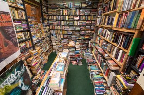 Reed Books and the Museum of Fond Memories is a downtown Birmingham treasure with Jim Reed as its curator/owner/founder/janitor for four decades. (Phil Free / Alabama NewsCenter)