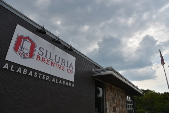 Siluria Brewing is an Alabama Maker delivering its own craft beer in an inviting local environment n Alabaster. (Brittany Faush / Alabama NewsCenter)