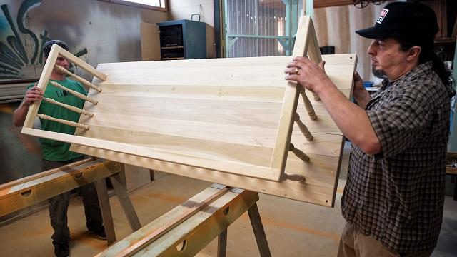 Wood Studio is an award-winning Alabama Maker