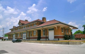 The Bessemer Hall of History, located in Bessemer, Jefferson County, houses a large and diverse collection of artifacts, memorabilia, and photographs relating to the prehistory and history of the Bessemer area. (From Encyclopedia of Alabama, photo courtesy of the Bessemer Hall of History)