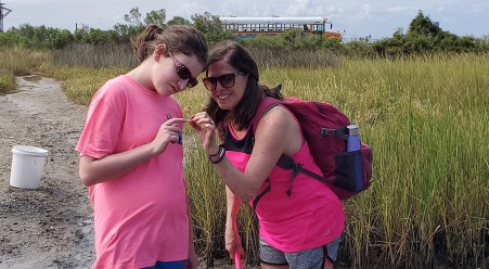 Sea Stars is designed to give the kids and their families a chance to explore Alabama's beautiful Gulf Coast in a hands-on and fun atmosphere. (contributed)