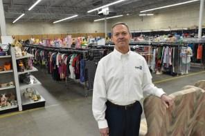 David Wells brings goodwill and opportunity to Alabamians struggling to find work. (Karim Shamsi-Basha/Alabama NewsCenter)