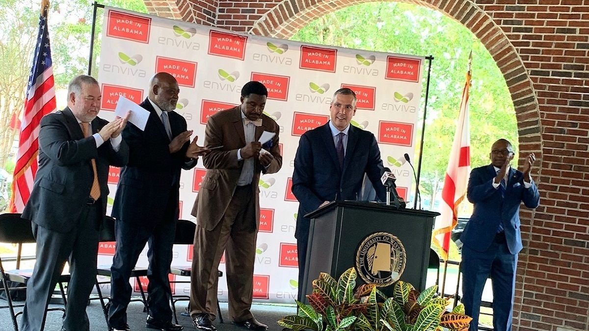 Project agreement clears way for Enviva to build Sumter County wood pellet plant