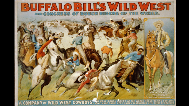 On this day in Alabama history: Wild West visited Birmingham