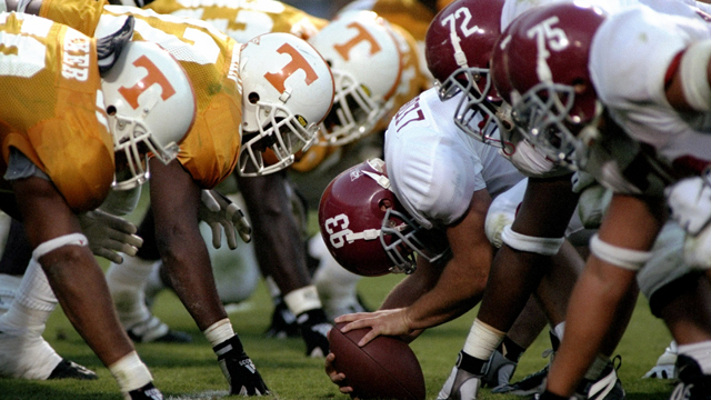 On this day in Alabama History: The Alabama Crimson Tide make television debut