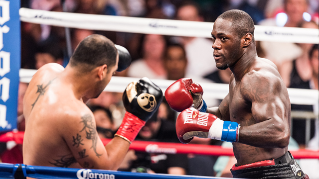 On this day in Alabama history: Boxer Deontay Wilder was born