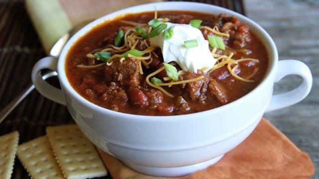 Recipe: Slow Cooker Chili