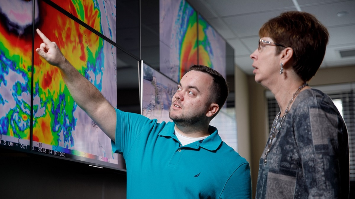 University of Alabama part of tornado research project