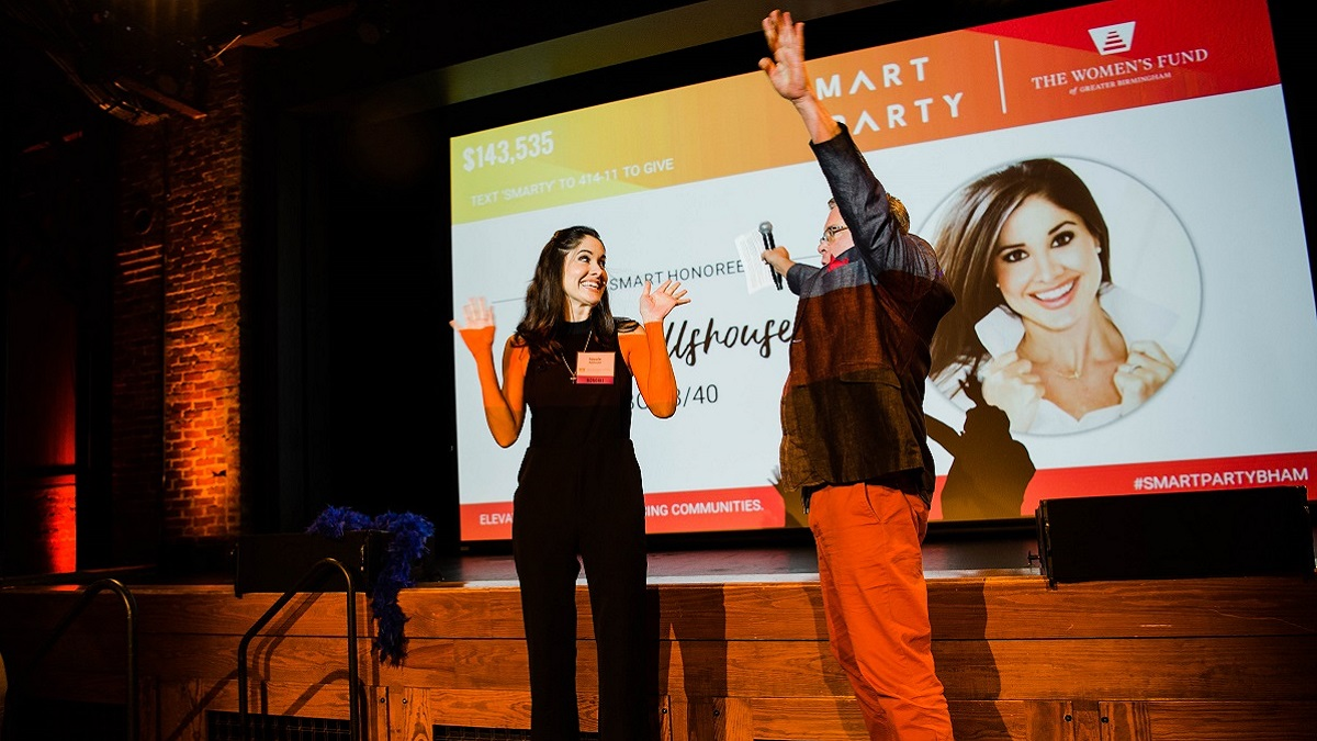 The Women's Fund to celebrate honorees at 'Smart Party' Oct. 10