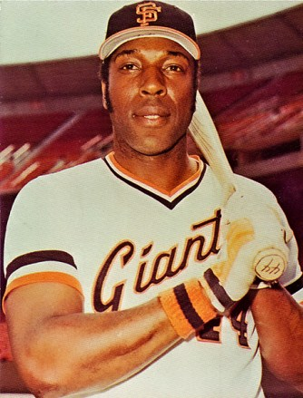 Mobile native Willie McCovey (1938-2018) played five years of minor league ball before his Major League Baseball debut in 1959 with the San Francisco Giants. He earned the Major League Baseball Rookie of the Year award and went on to play 19 seasons for the Giants in a career that spanned 22 years. (From Encyclopedia of Alabama, courtesy of Alabama Sports Hall of Fame)