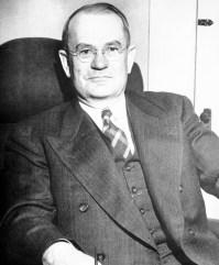 Chauncey Sparks, Governor of Alabama, 1943. (Glomerata, Auburn University, Wikipedia)