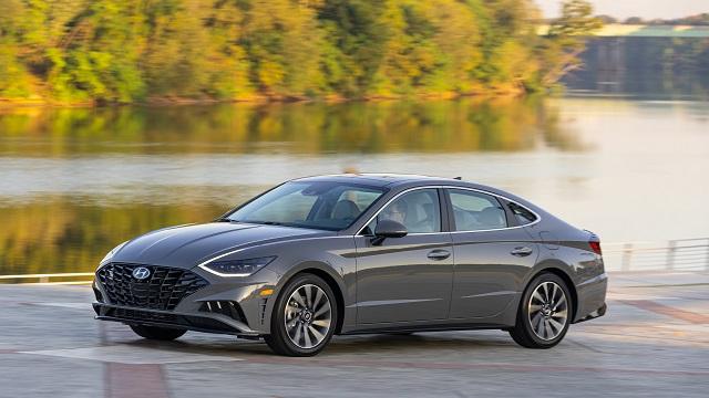 Hyundai starts production of new Sonata in Alabama
