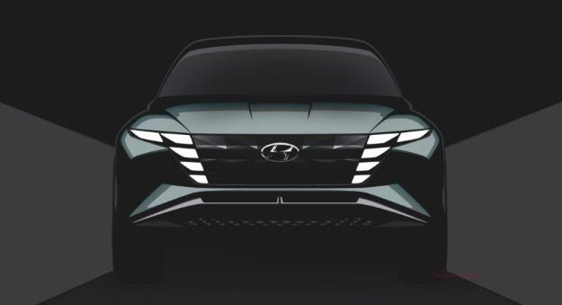 Hyundai unveiled the Vision T plug-in hybrid SUV concept at the 2019 AutoMobility L.A. auto show last month. The automaker, which operates a U.S. plant in Montgomery, has said it plans to invest $17 billion over the next six years to add electric and driverless vehicles to its lineup. (Hyundai Motor Co.)
