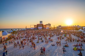 The 11th annual Hangout Music Festival will be held at Gulf Shores on May 15-17, 2020. (contributed)