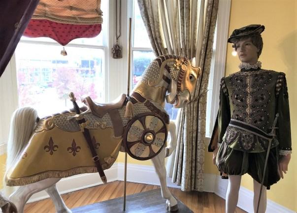 The Camelot room. (Donna Cope/Alabama NewsCenter)