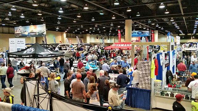 Rock the Birmingham Boat Show in Can't Miss Alabama