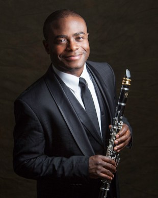 """Clarinetist Anthony McGill will perform with the Alabama Symphony Orchestra in Jemison Concert Hall this weekend. McGill is the first African American principal musician in the New York Philharmonic and will be guest soloist for Richard Danielpour's """"From the Mountaintop."""" (Contributed)"""