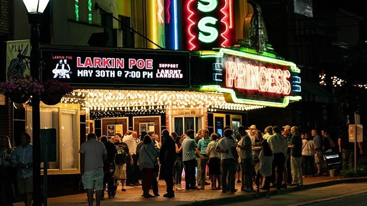 Alabama's Princess Theatre continues to charm audiences
