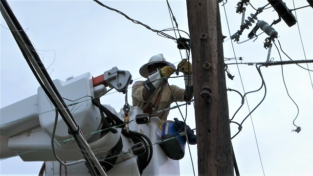 Alabama Power continues to restore service to impacted areas