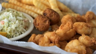 Sea-n-Suds Fried Shrimp one of 100 Dishes to Eat in Alabama Before You Die