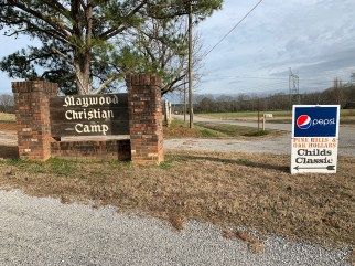 This year's Pine Hills and Oak Hollars Child Classic is being hosted at Maywood Christian Camp in Hamilton, Alabama. (Dennis Washington / Alabama NewsCenter)