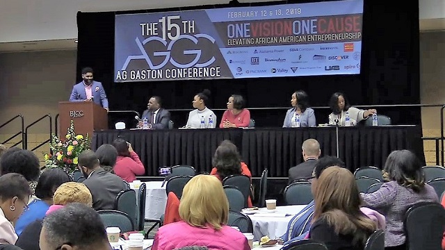 2020 A.G. Gaston Conference focuses on Birmingham's business growth