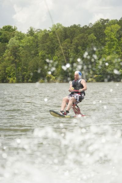 Alabama Power is inviting those who enjoy recreation on the Tallapoosa River and Lake Harris to take part in a survey as part of its federal relicensing process for Harris Dam. (file)