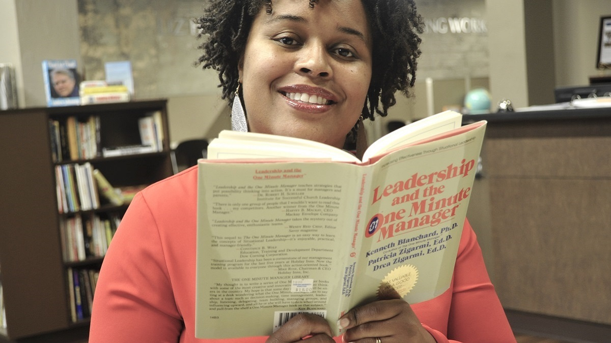 Katrina Watson is an Alabama Bright Light illuminating the path to literacy