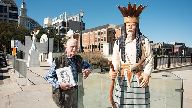 Wayne Dean preserving Alabama's place in Mardi Gras history