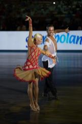 Dance sport was part of the last World Games in Poland in 2017. (The World Games)