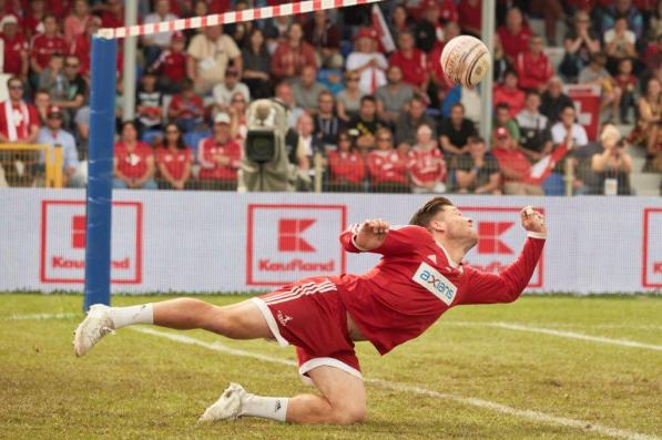 Fistball was part of the last World Games in Poland in 2017. (The World Games)