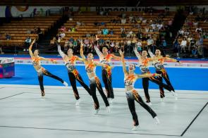 Gymnastics were part of the last World Games in Poland in 2017. (The World Games)