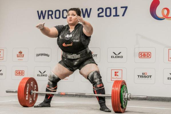Powerlifting was part of the last World Games in Poland in 2017. (The World Games)