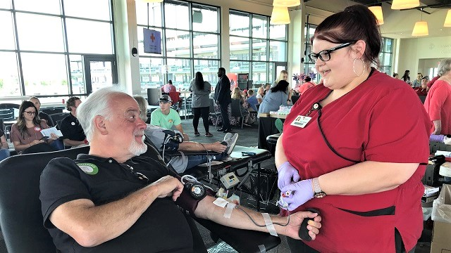 Here's where you can give blood to help Alabama's critical need
