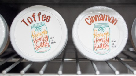 Reney's Honey Butter is also sold in 18 stores across the Gulf Coast. (Dennis Washington / Alabama NewsCenter)