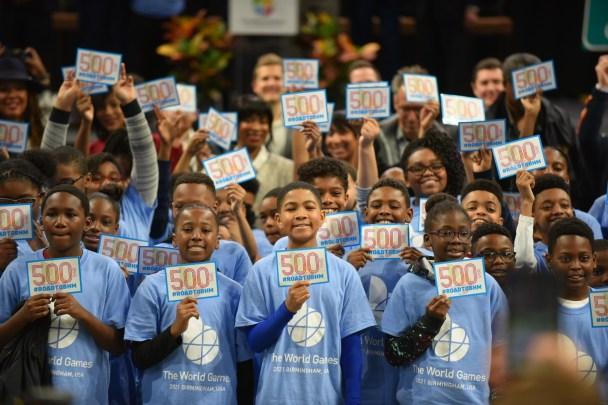 Birmingham World Games 2021 starts 500-day countdown, adds ...