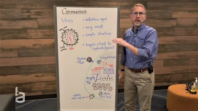 HudsonAlpha COVID-19 series: What is coronavirus?