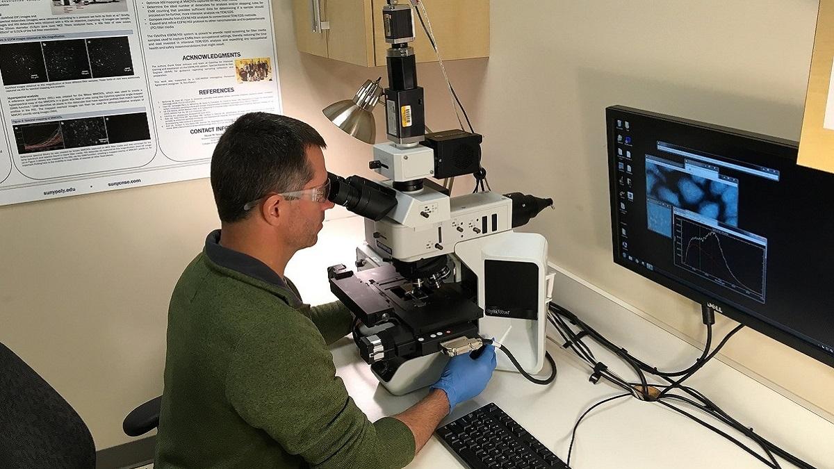 Auburn-developed microscope technology finds use on COVID-19 battlefront