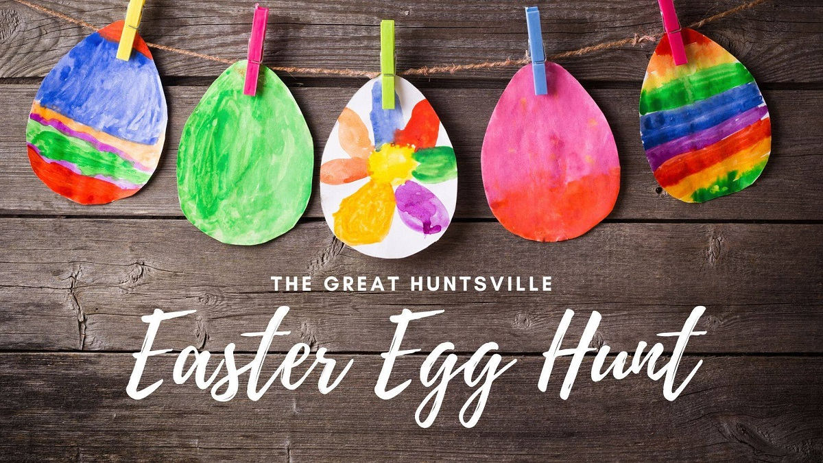 Here's how you can still have an Easter egg hunt